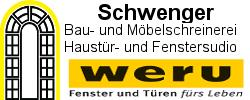 Schreinerei me. Patrick Schwenger Meisterbetrieb PS-Bauelemente Inh. me. P. Schwenger