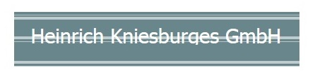 Heinrich Kniesburges GmbH
