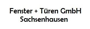 Fenster + Türen GmbH Sachsenhausen