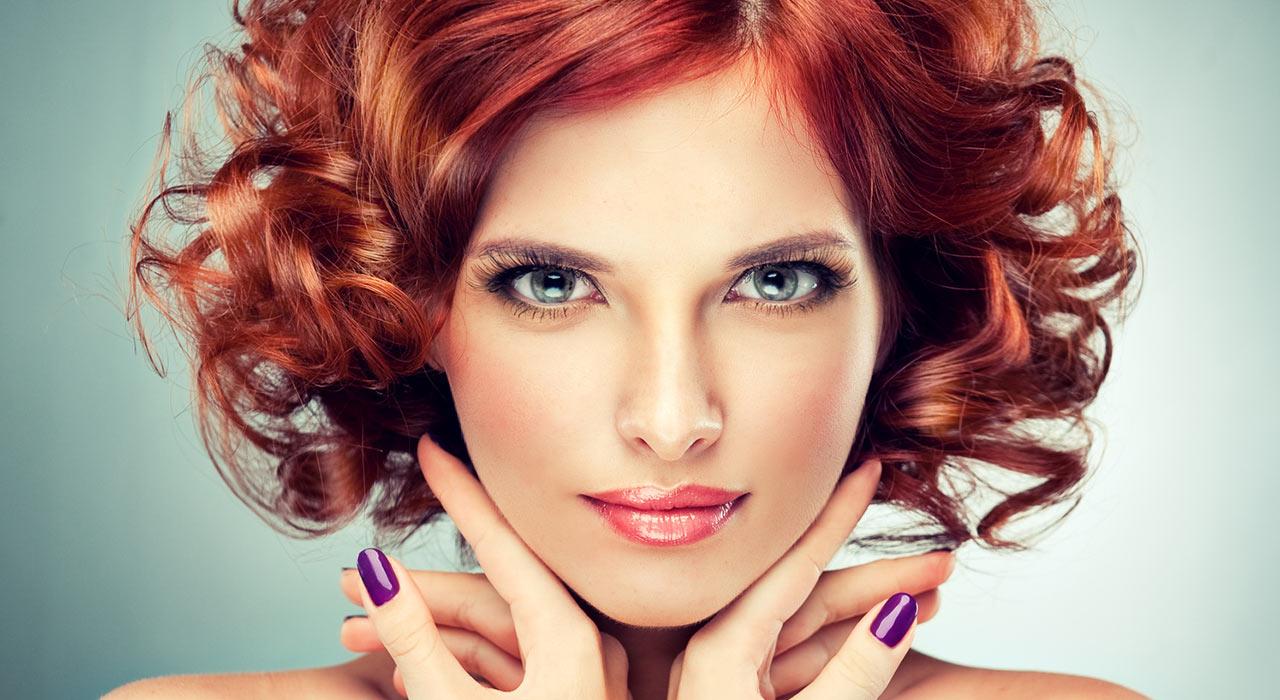 Der Richtige Haarschnitt Für Ihre Kopfform Und Welche Tönung Zu