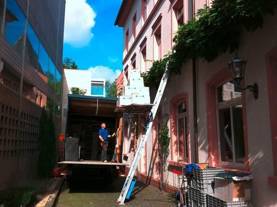alema umz ge international gmbh frankfurt am main umzug 23 bewertungen lesen. Black Bedroom Furniture Sets. Home Design Ideas