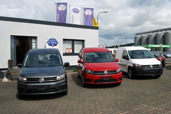 VW Caddy Familie