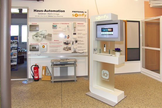MB-LUX Smart Home und Alarmanlage