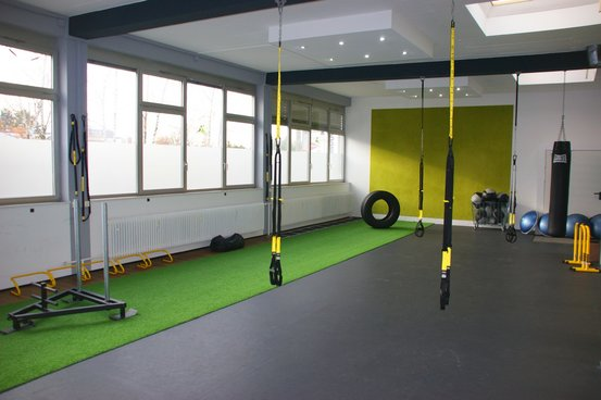 Personaltraining Darmstadt - Trainingsraum