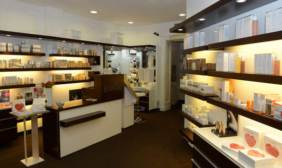 BABOR BEAUTY SPA Hemke - Verkaufsraum