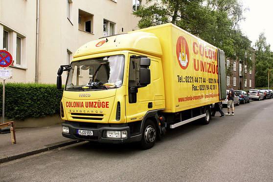 Breitbach Umzüge umzug in köln 2843 bewertungen bei kennstdueinen de