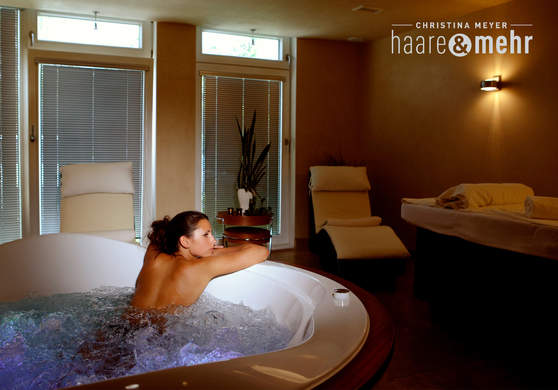 Day Spa mit Whirlpool