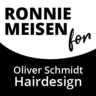 Logo der Firma Ronnie Meisen for Oliver Schmidt Hairdesign