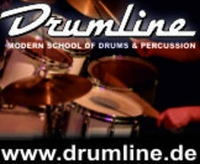 Logo der Firma Drumline - Modern School of Drums & Percussion