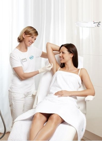 Weiteres Logo der Firma hairfree Institut Bad Homburg
