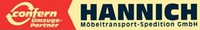 Logo der Firma Hannich Möbeltransport-Spedition GmbH