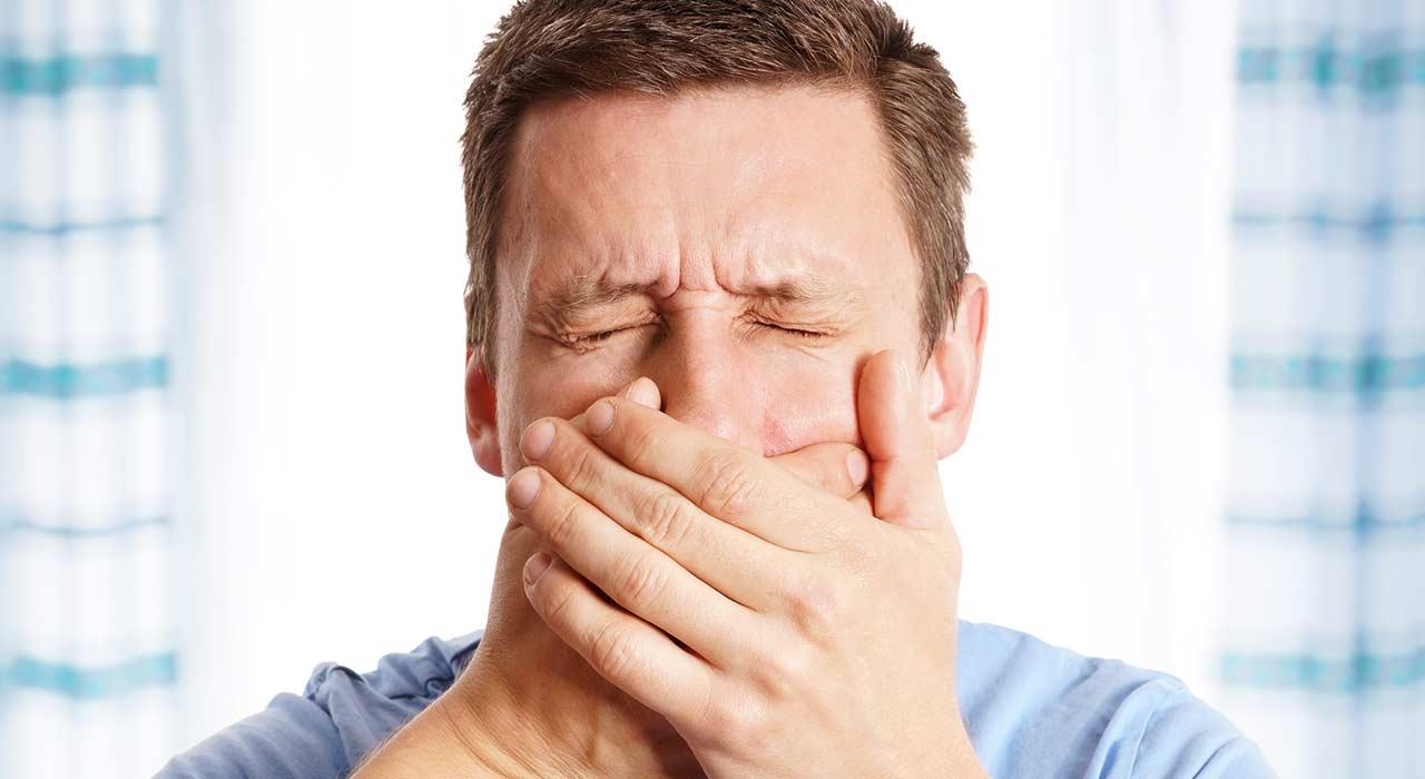 übler Mundgeruch Ursachen