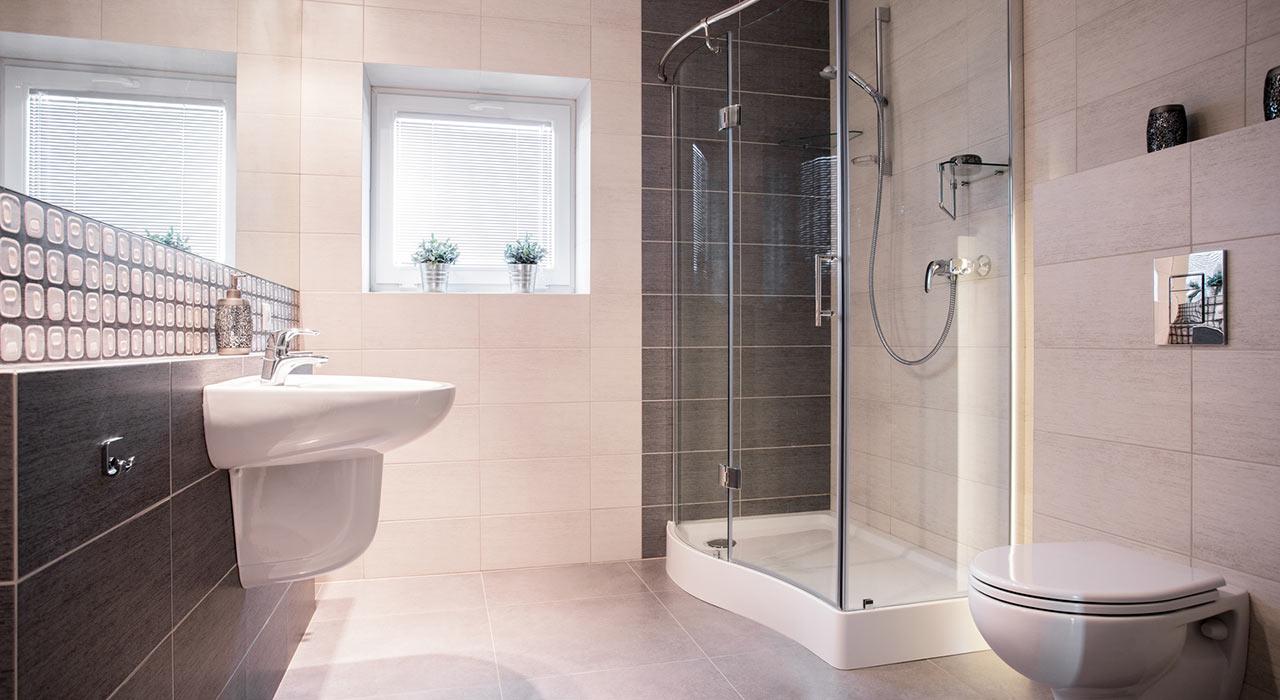Kleine Badezimmer Grose Fliesen ~ Möbel und Heimat Design Inspiration