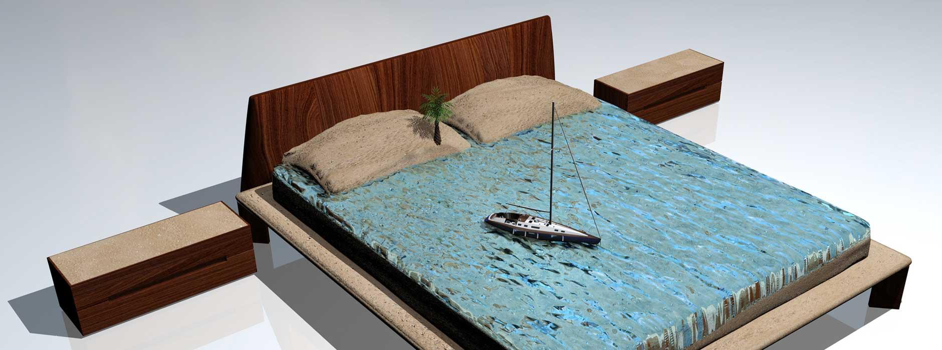 wasserbetten wellness f r ihr schlafzimmer ratgeber magazin tipps von. Black Bedroom Furniture Sets. Home Design Ideas